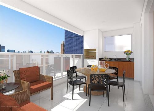 Imagem 1 de 14 de Apartamento À Venda, 118 M² Por R$ 1.330.000,00 - Tatuapé - São Paulo/sp - Ap2169