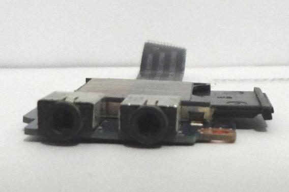 Placa De Som + Leitor De Cartão Notebook Lenovo G475 C8