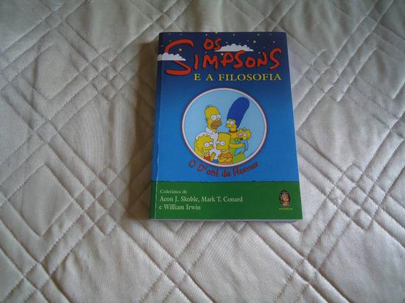 Livro Os Simpsons E A Filosofia