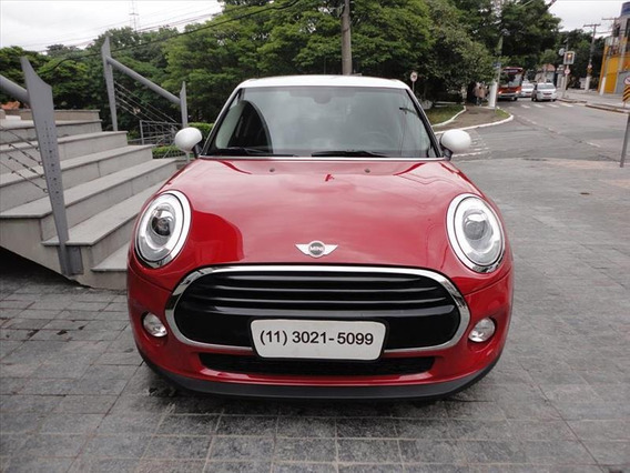 Mini Cooper 1.5 12v Turbo Gasolina Top 4p Automático