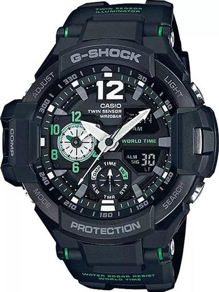 Relógio Casio G-shock Gravitymaster Ga 1100-1a3dr