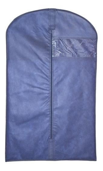 Set De 3 Porta Trajes T 60x100 Funda Protectora Ropa Vestido