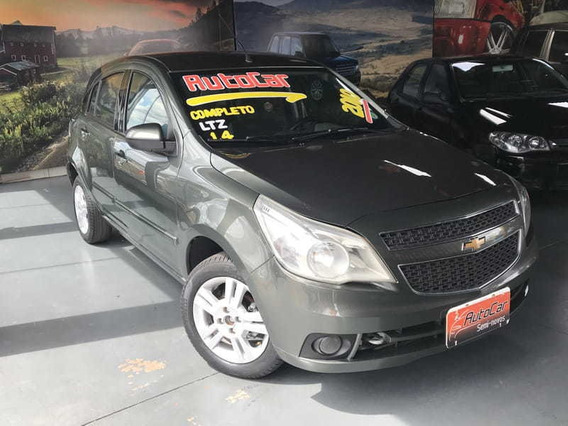 Chevrolet Agile Hatch Ltz 1.4 8v (flex) 4p