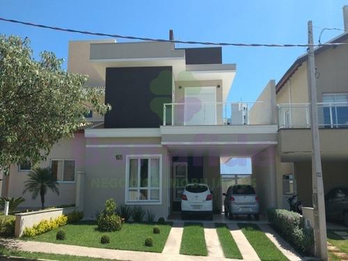 Casa, Quinta Das Atírias, Parque Residencial Eloy Chaves, Jundiaí - Ca09031 - 33440210