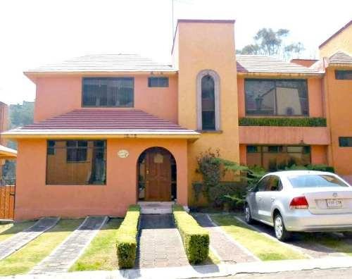 (crm-2040-330) Casa, Paseos Del Bosque. Naucalpan.