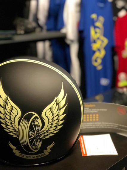 Capacete Custom Harley Davidson Ducati