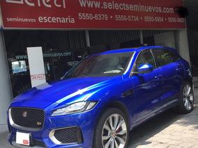 Jaguar F-pace Blindada 2017