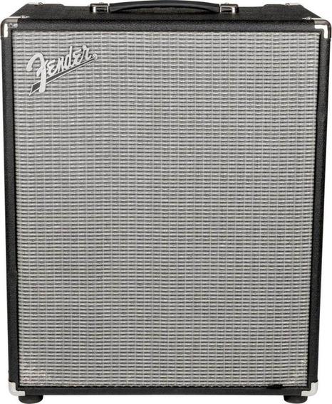Amplificador Para Bajo Fender Rumble 40w V3 Open Music Tm
