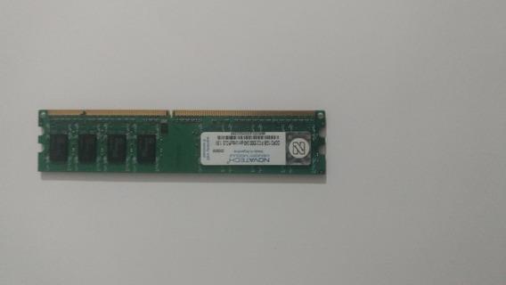 Memoria Ddr2 Pc2 5300- 667 /1gb -240 Pin -novatech