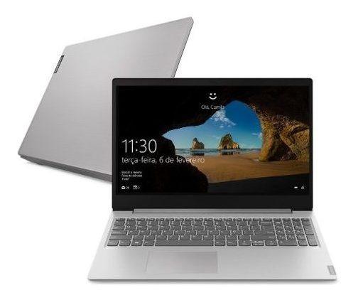 Notebook Lenovo S145 I5-8265u 8gb 1tb Placa Vídeo W10 15.6
