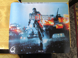 Qpad Pro Gaming Mouse Pad Fx29 Battlefield 4