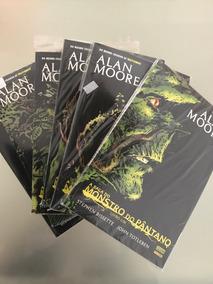 A Saga Do Monstro Do Pântano Completa Vol 01-06 Alan Moore