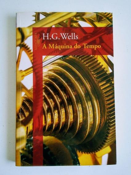 Livro A Máquina Do Tempo, H. G. Wells