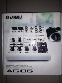 Mixer Yamaha Ag 06