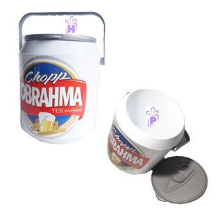 Cooler Caixa Térmica 10 Latas Cerveja Bud Brahma Skol Barato