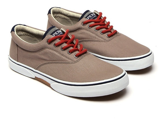 Tenis Sperry Hombre Cafe Halyard Co Sts14516