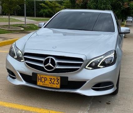 Mercedes Benz Clase E200 Cgi
