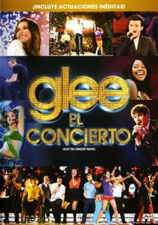 Glee El Concierto ( Glee The Concert Movie ) Dvd Original