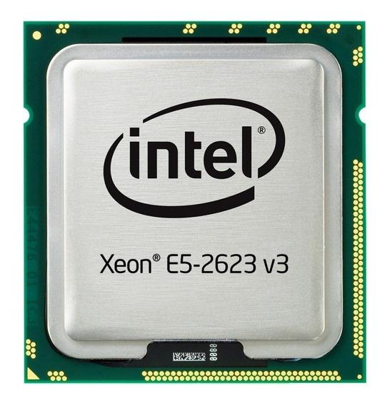Processador Intel Xeon E5-2623v3 3.0ghz 2w608014a2292 Oem