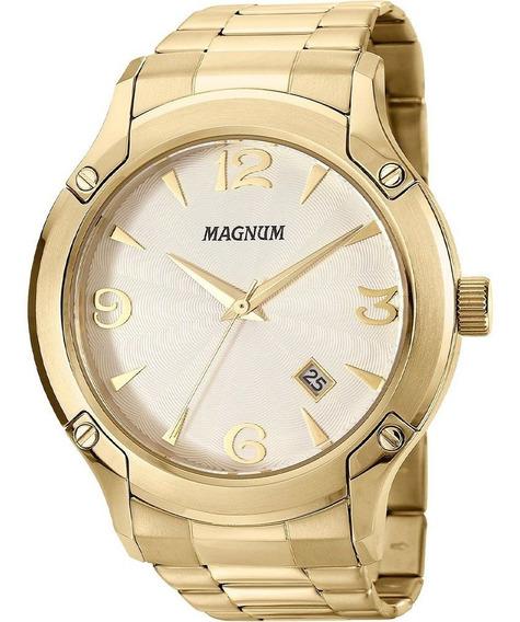 Relógio Masculino Magnum Original Com Garantia E Nfe