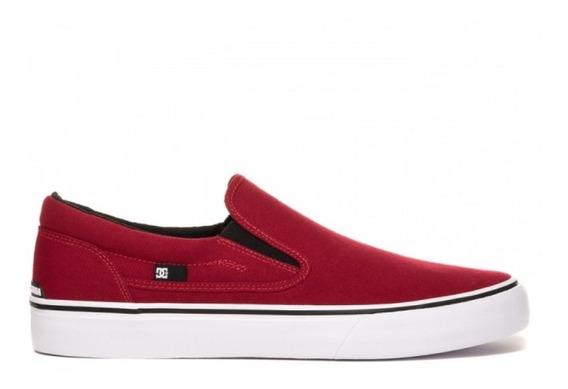 Zapatillas Dcshoes Trase Slip Red