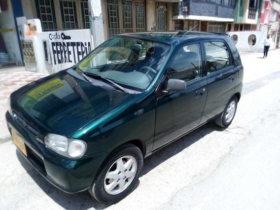 Chevrolet Alto ,verde Oscuro 5 Puertas