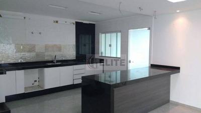 Sobrado Residencial À Venda, Vila Guiomar, Santo André. - So1469