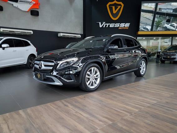 Mercedes-benz Gla 200 1.6 Cgi Advance 16v Turbo Gasolina 4p