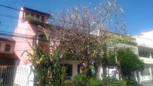 Casa Em Condomínio-à Venda-vila Valqueire-rio De Janeiro - Vvcn40007