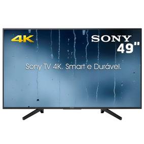 Smart Tv Led 49 Uhd 4k Sony Bravia Kd-49x705f Wifi,hdmi Usb