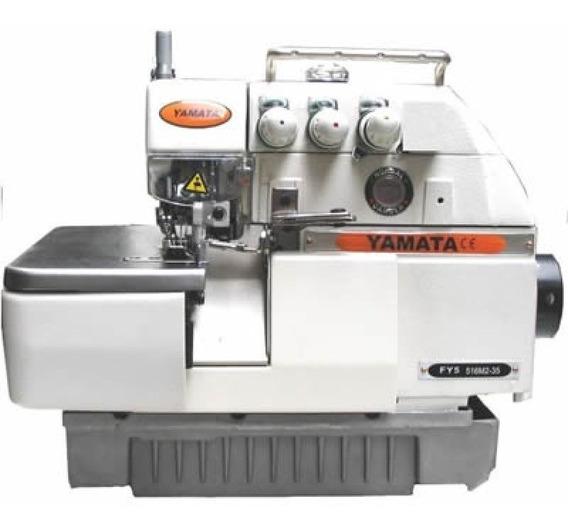 Maquina Overloque Industrial Yamata Nova Frete Gratis Sp