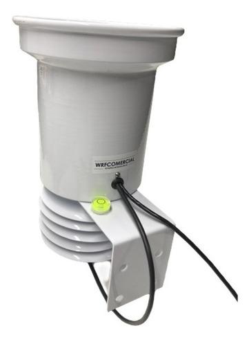 Pluviômetro Automático Pl1 + Abrigo Externo P/ Sensores Ideal P/ Arduino E Etc.