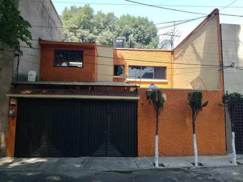 Casa En Venta, Educación, Coyoacán