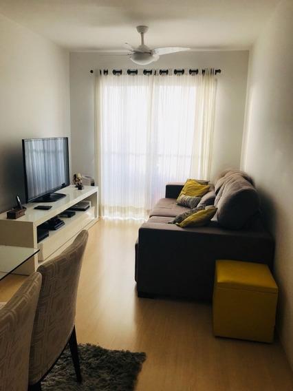 Lindo Apartamento De 2 Dormitórios Mobiliado - Retiro