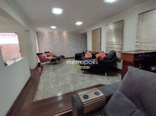 Sobrado À Venda, 320 M² Por R$ 1.650.000,00 - Boa Vista - São Caetano Do Sul/sp - So1376
