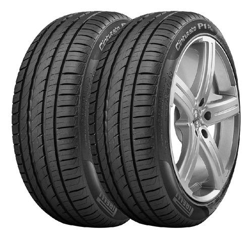 Imagen 1 de 2 de Combo X2 Neumaticos Pirelli 195/55r15 P1cint 85v Cuotas