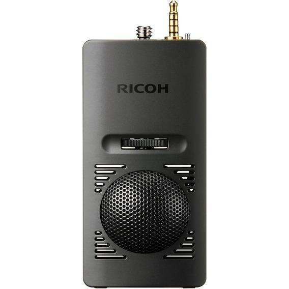 Ricoh Theta V Microfone Ta-1 Som Incrível 3d