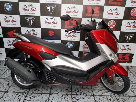 Yamaha Nmax 160 Abs 2017 10 Mil Km Moto Slink