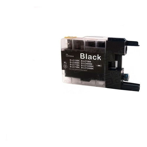 Cartucho Compatible Brother J 430 - Lc 75