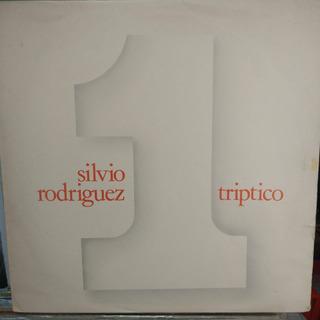 Silvio Rodriguez Triptico Vol 1 Vinilo Argentina Musicovinyl