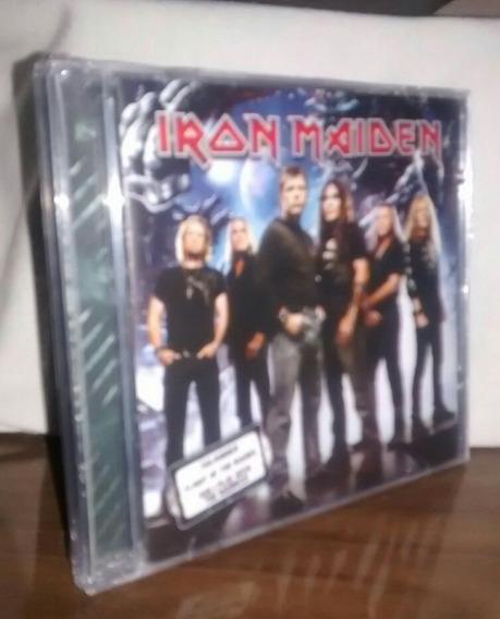 Cd Iron Maiden Tailgunner E Outras Versões Exclusivas Lacrad