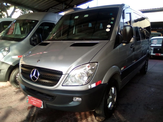 Sprinter 415 T.b 2014/15 Km 92 Mil Prata Executiva Super Lux