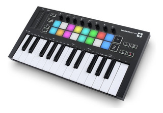 Controlador Ableton Live Usb Novation Launchkey Mini Mkiii