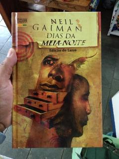 Livro Hq Cooleção 3 Livros Hqs Neil Gaiman