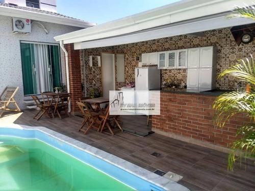 Casa Com 3 Dormitórios À Venda, 255 M² Por R$ 590.000,00 - Wanel Ville - Sorocaba/sp - Ca1792