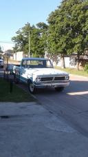 Vendo Ford F100 Punta De Diamante 100x100 Original Año 1972