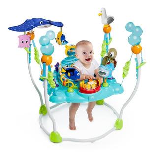 Brincolin Para Bebe Bright Starts Multiactividades Nemo