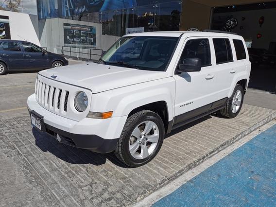 Jeep Patriot 2.4 Litude 4x2 At 2015