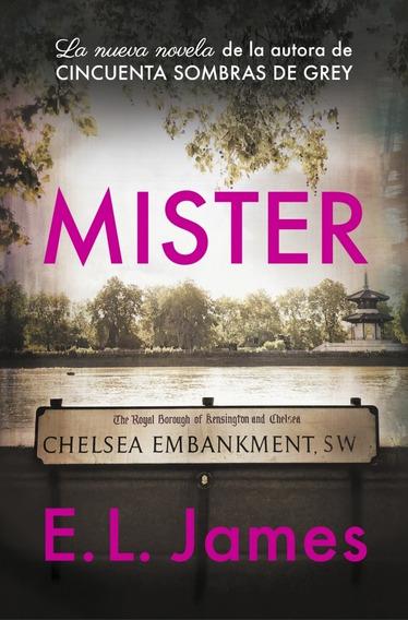 Libro Mister - E. L James