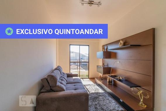 Apartamento No 2º Andar Mobiliado Com 2 Dormitórios E 1 Garagem - Id: 892947806 - 247806